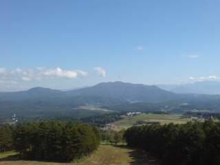 20091012 ポールバーンからの眺め