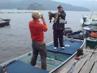 20091024 伊藤 笠原 撮影風景