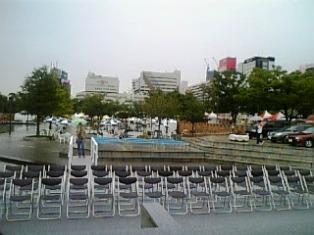 Ryoさん@天王寺ステージ
