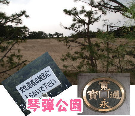 2010・04・30琴弾公園1