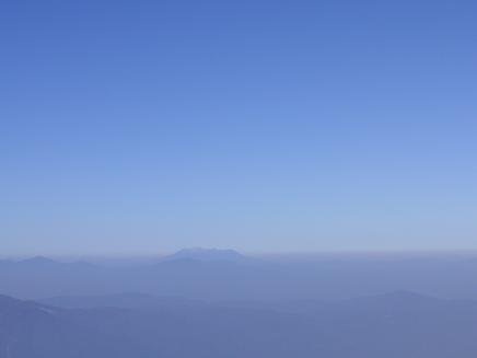 そして御嶽山
