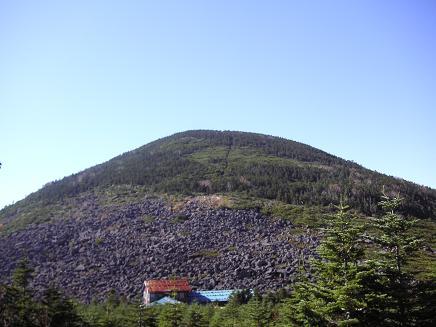 溶岩の岩ゴロ