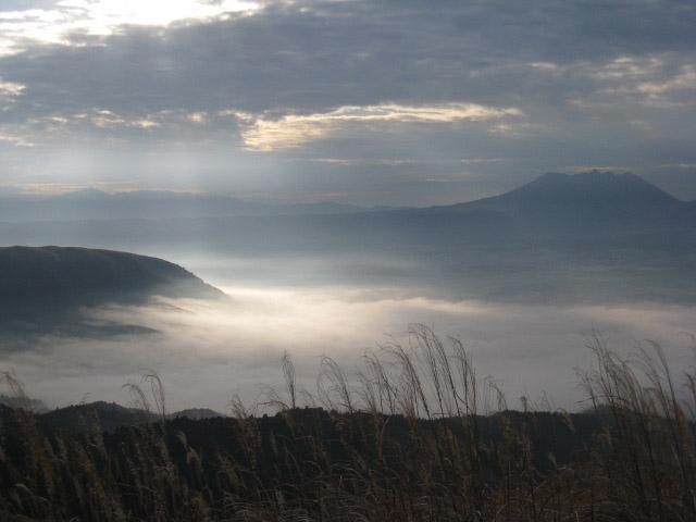 朝の雲海2