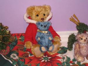 クリスマスベア1