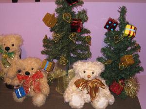 クリスマスベア2