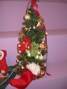 クリスマスベア6