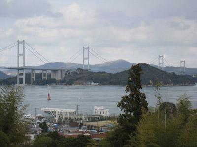 来島海峡大橋全景