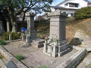 グラバー墓地