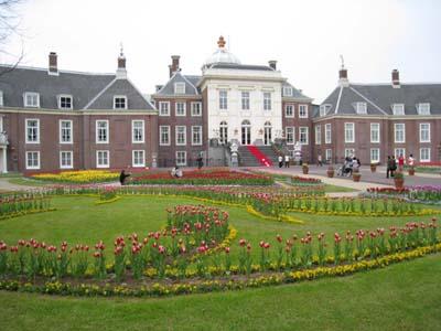 チューリップの宮殿