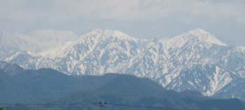 立山連峰4