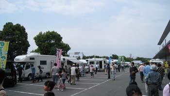キャンピングカーショー2009 3