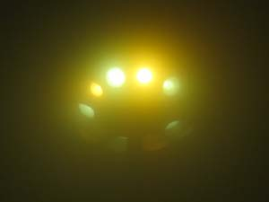 キリ 照明搭