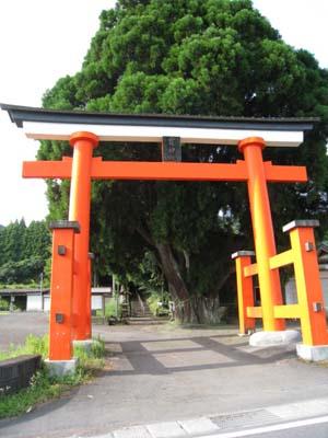 霞神社 1