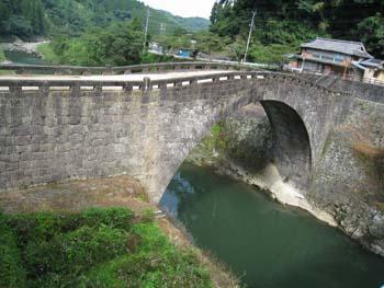 霊台橋全景