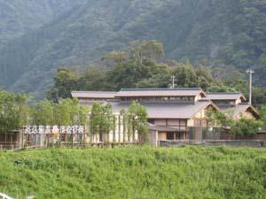 五木温泉遠景