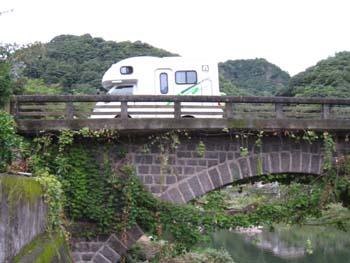 馬溪橋とアミティ2