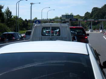 福山西の渋滞