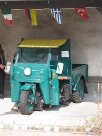 三輪トラック 2