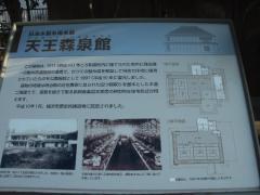 天王森泉館パネル