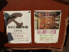 吊るし雛祭りのポスター