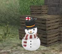 雪ダルさん