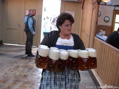 ビール沢山