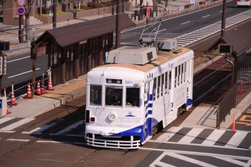 路面電車 3-2