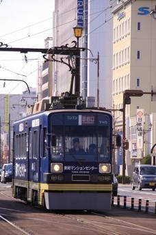 路面電車 3-4