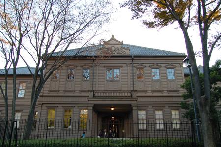 旧東京音楽学校奏楽堂