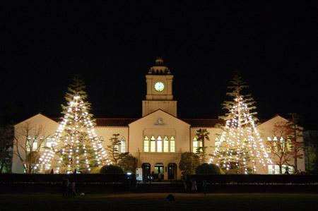 関西学院 クリスマス