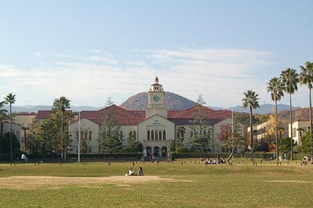 関西学院 時計塔