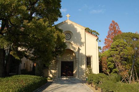ランバス記念礼拝堂