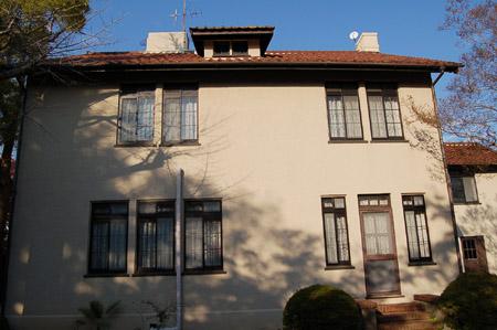 関西学院 外国人住宅