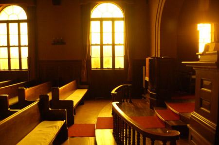 関西学院 神学部