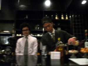 マスター阪口&高岡