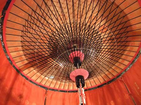 祇園祭 綾傘鉾1