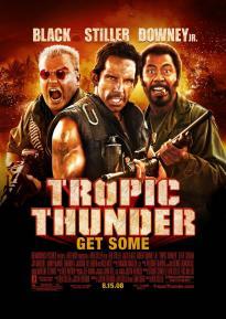 TropicThunderポスター