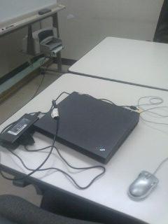 スーパーハイテクノートパソコン