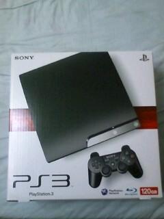 薄型PS3その1