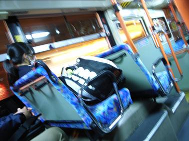08310渋谷行バスの中