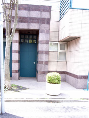 0845目黒花見散歩青葉台2