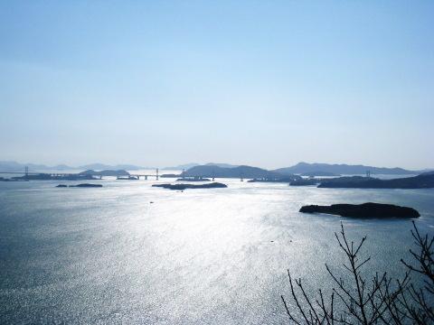 瀬戸大橋だ~♪