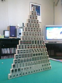麻雀ピラミッド