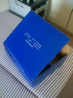 プレステ2の箱