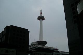 1.京都タワー