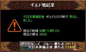 12月21日「大日本異端芸者」結果