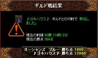 4月17日「♪ゴキハウス♪」結果