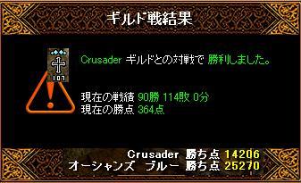 6月3日「Crusader」結果
