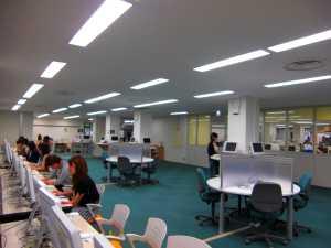20090609本日の図書館1