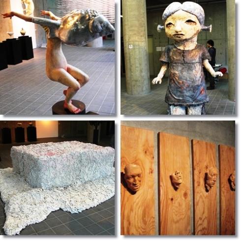 工芸と彫刻